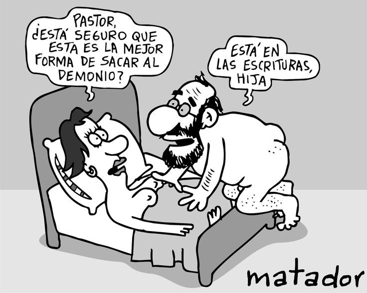 """El """"Sexorcista"""" #matador"""