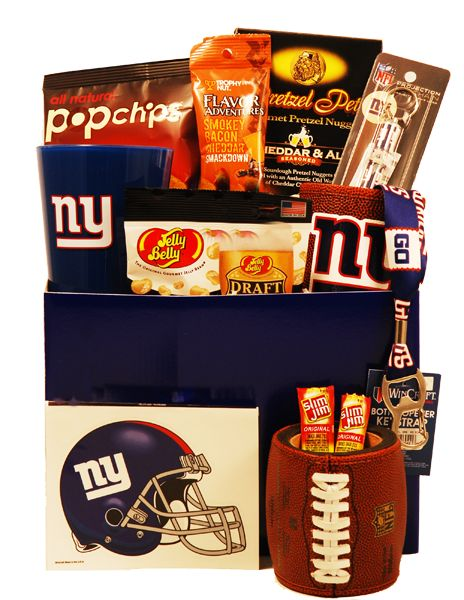 19 best gifts for new york giants fans images on pinterest new score a touchdown with your favorite new york giants fan filled with giants memorabilia and snacks negle Gallery