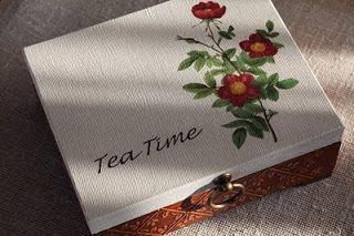 - Ретро часы - ремесленной мастерской - декупаж и скрапбукинг: Бабушка herbaciarka.