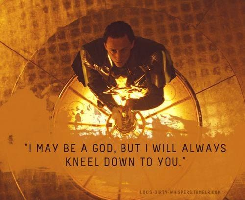 Oh, love... ♥ Loki's Dirty Whispers