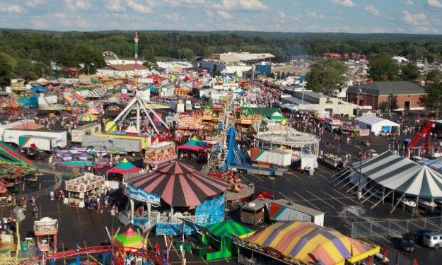 The Erie County Fair - such great Buffalo memories!  ♥