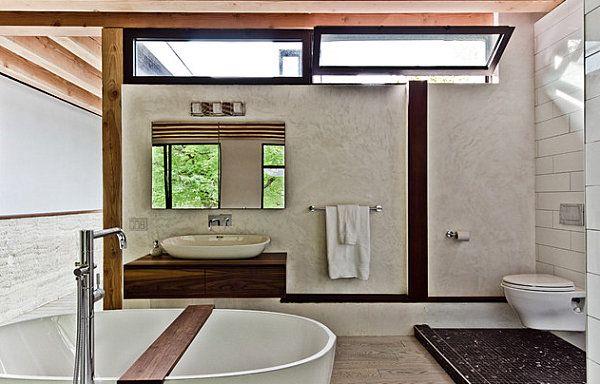Как создать минималистский интерьер в ванной комнате ‒несколько полезных советов для отделки