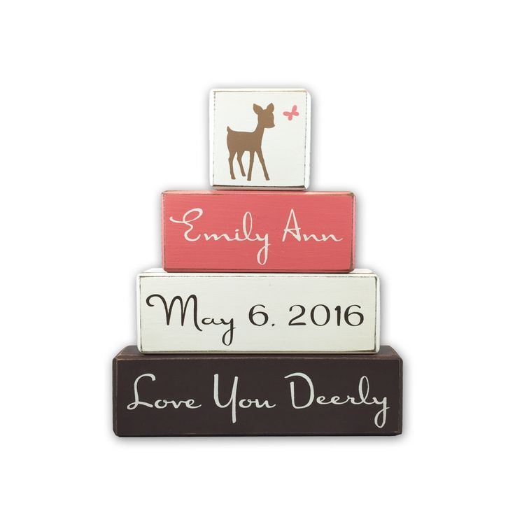 Woodland baby shower Decorations - baby deer - Custom Name Sign - Little Girl Deer by AppleJackDesign on Etsy https://www.etsy.com/listing/398341867/woodland-baby-shower-decorations-baby