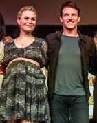 Stephen Moyer Confirms He's Having Twins With Anna Paquin!