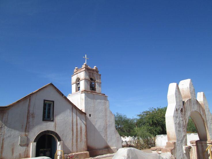 iglesia san pedro de atacama region de antofagasta
