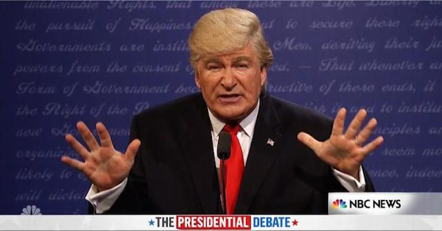 Alec Baldwin To Co-Write A Satirical Trump Book