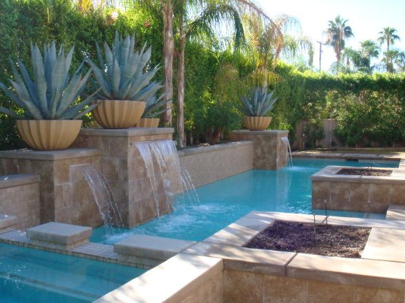 60 Best Pool Scape Ideas Images On Pinterest Pools