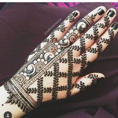 1,183 Likes, 8 Comments - حساب خاص لعرض صور الحناء (@7ana_design) on Instagram