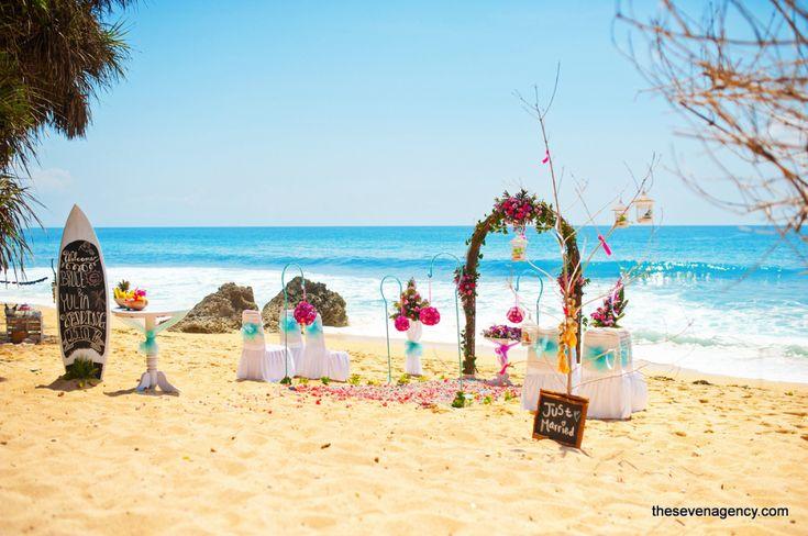 Foto event organizer pernikahan oleh The Seven Agency