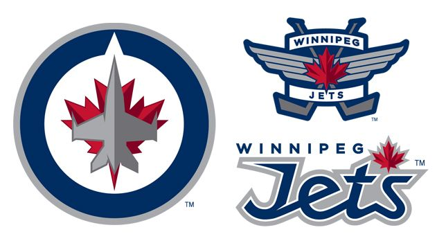 New logo for the Winnipeg Jets.