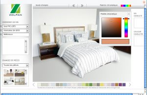 choisir-couleur-peinture-salon et chambre-avec-simulateur-peinture
