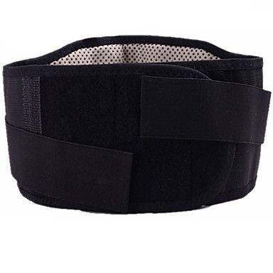 Self Heating Waist Protection Belt with Magnet Therapy Steel Belt to Fight Lumbar Disc Herniation