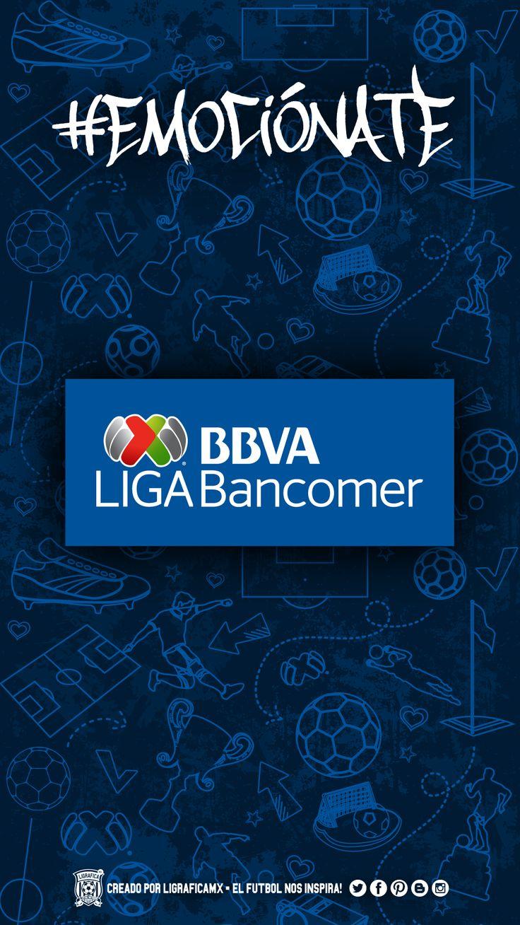 #Liga Bncomer MX #LigragraficaMX 8/04/15
