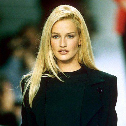 Karen Mulder #karenmulder #blonde #blondhair #like4like # ...