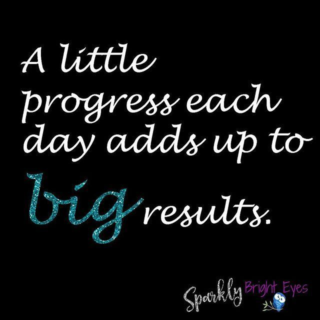 What Little Things Do You Do Each Day That Will Add Up To Some Big