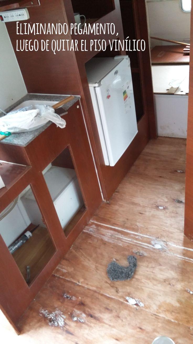 Pin En Remodelacion Casa Rodante Rv Caravan Makeover