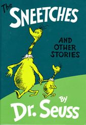 "the sneetches essay The sneetches dr seuss is well known for his entertaining childrens books that demonstrated morals concerning serious topics in 1961 he wrote ""the sneetches"" to communicate the serious topic of racism."