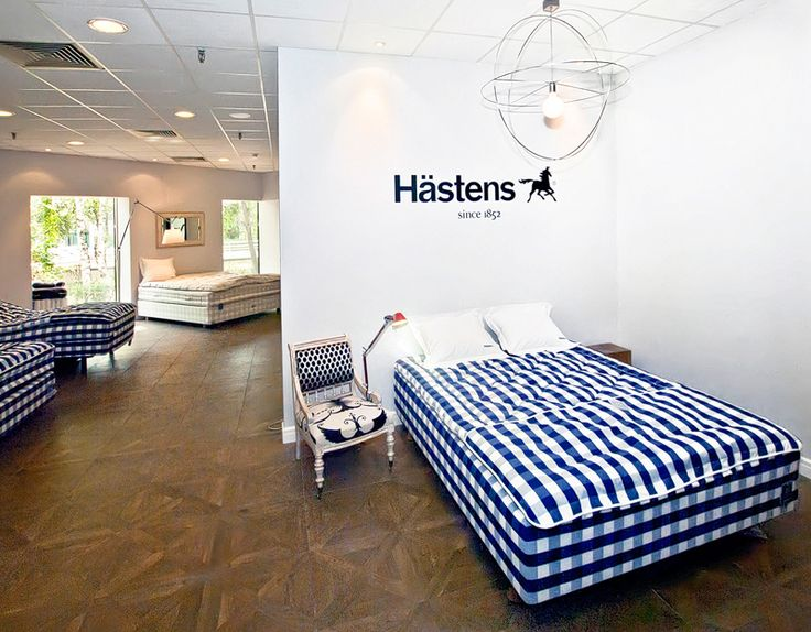 A dream bed for you dreams: Excel 2 @ Hästens Showroom, Bucharest