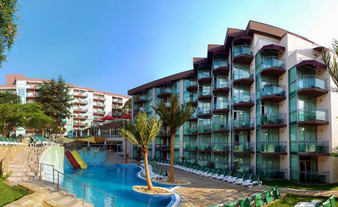 Bulgarien - Goldstrand, Mimosa Hotel & Spa****, 7 Tage All Inclusive ab 304,- EUR