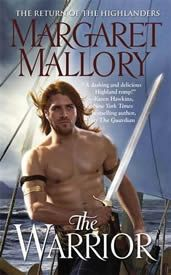 Giveaway: The Warrior by Margaret Mallory ARC