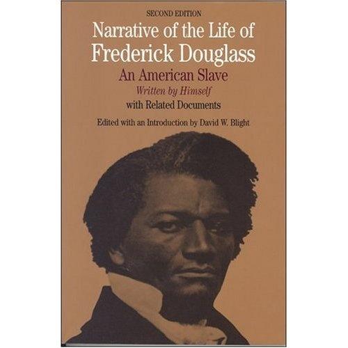 Frederick Douglass' autobiography. Rollercoaster of emotion, it's unbelievable.