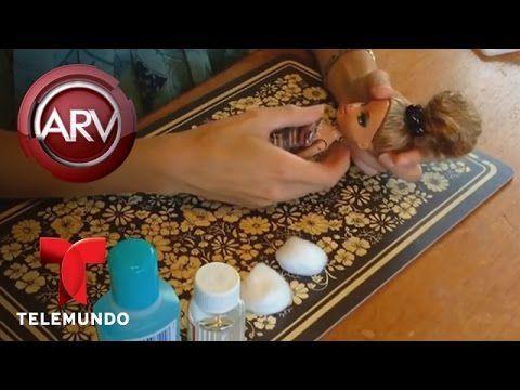 Cambian muñecas Bratz para que parezcan niñas de verdad   Al Rojo Vivo   Telemundo - YouTube