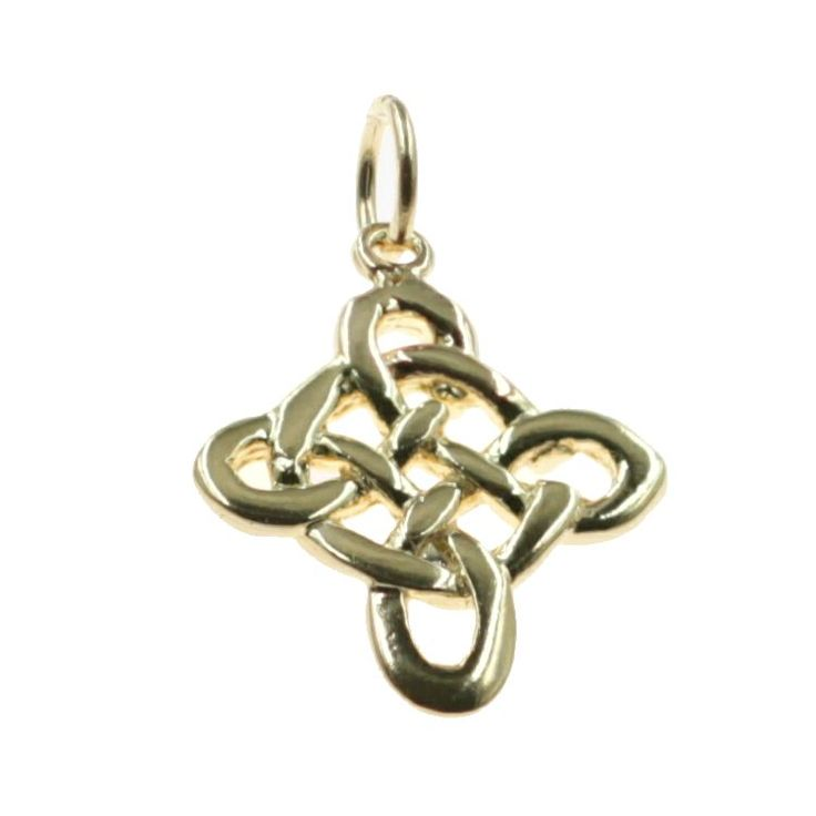 Buy our Australian made Celtic Pendant - P-0058 online. Explore our range of custom made chain jewellery, rings, pendants, earrings and charms.
