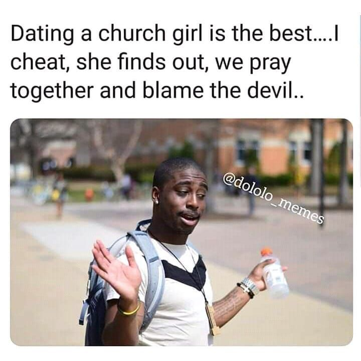Church Girls Are The Best Funny Instagram Posts Funny Memes Funny Quotes