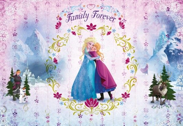 Snow, Queen, Elsa en haar zus Anna heten u welkom in hun magische winter wonderland. Dit foto realistisch behang zal in 8 banen (elk 92x127cm) worden geleverd. Dit brengt tot een totale grootte van 368 x 254 cm. Een aantal eigenschappen van het behang: – Grootte: 368×254 cm, 8 delen – Het aanbrengen is eenvoudig […]