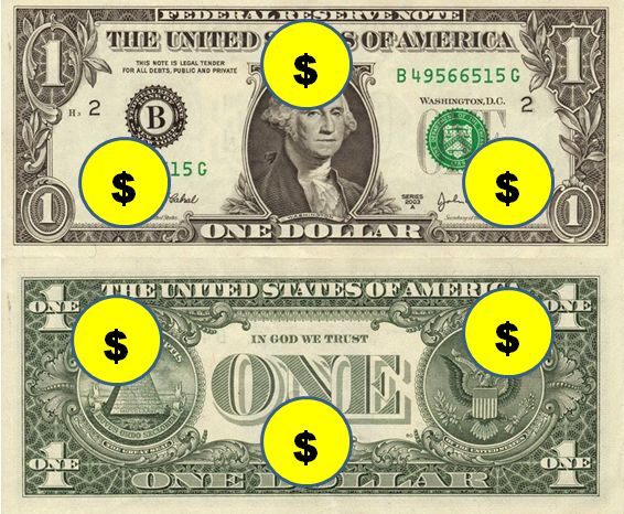 Hacer un amuleto para tener dinero