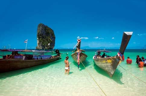 Holiday to Thailand
