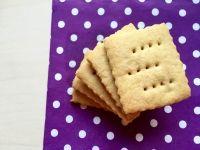 Egyszerű rizslisztes háztartási keksz