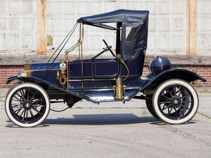 1911 Ford Model-T Torpedo Runabout