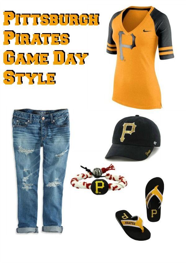 Pittsburgh Pirates Opening Day Style with @Fanatics #MLBFanatics #CleverGirls #ad