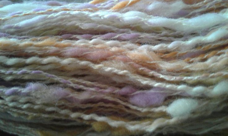 East Yorkshire Yarn Hand spun art yarn created in East Yorkshire.  #artyarn #handspun #knitting yarn #yarnforweaving #creativeyarn