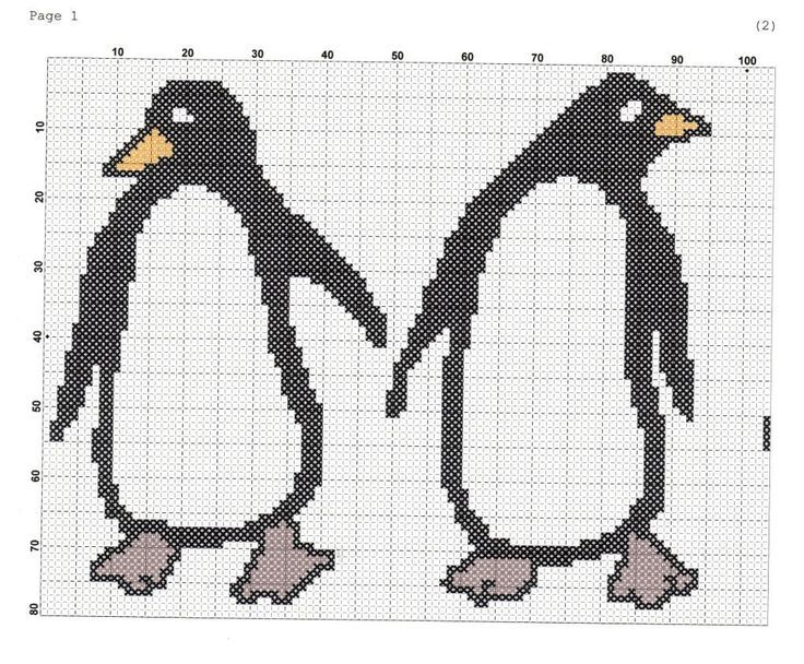 Image Result For Penguin Intarsia Sweater Knitting Pattern Penguin Pattern Pattern Knitting Charts