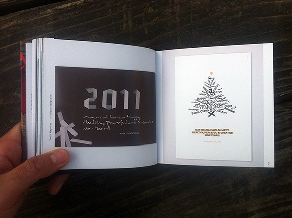 """Best of Greeting Cards"" book / Vasilis Magoulas aka VAMADESIGN"