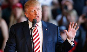 Trump Super Pac chair: Donald Trump needs 'a miracle' to win – as it happened