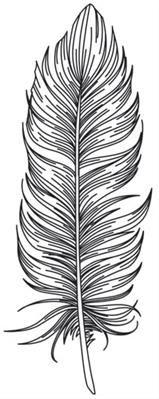 Tekening: Dromenvanger (Patroon-Kleurplaat-Prent-Sjabloon)