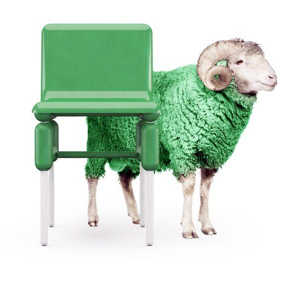 funny: Favorite Furniture, Modern Chairs, Ba Beautiful Seating, Lyndon Furniture, Baaaaaa Eutiful Seating, Animal Inspired Furniture, Tomas Ekström