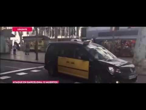 #Terrorismo ATENTADO TERRORISTA BARCELONA ESPAÑA EN LA RAMBLA NOTICIA DE ULTIMA HORA, IMPRESIONANTES IMÁGENES: ATENTADO TERRORISTA…