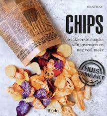 Chips de lekkerste snacks van groenten en nog veel meer!