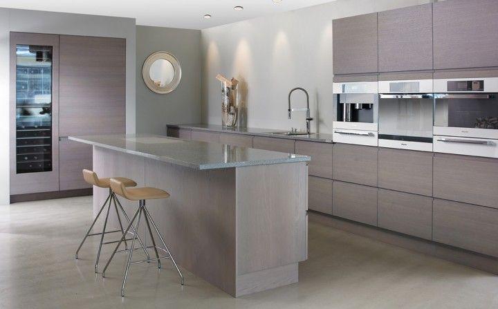 Huseby Kjøkken modell Vinaigrette Glimmer
