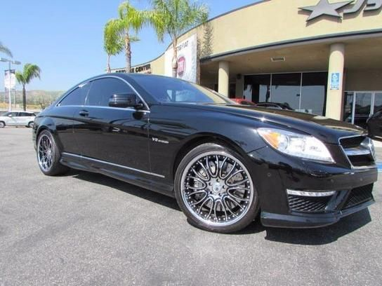 Coupe, 2012 Mercedes-Benz CL 63 AMG with 2 Door in Anaheim, CA (92807)