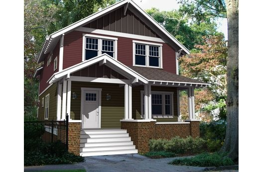 jasper home plan, dawson home plan, golding home plan, on brooks home plan