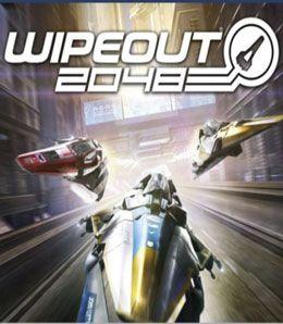 Wipeout 2048 - PS Vita Games [Digital Download]