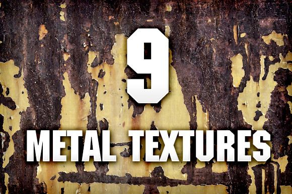 Check out Metal Textures Pack 1 by Design Panoply on Creative Market