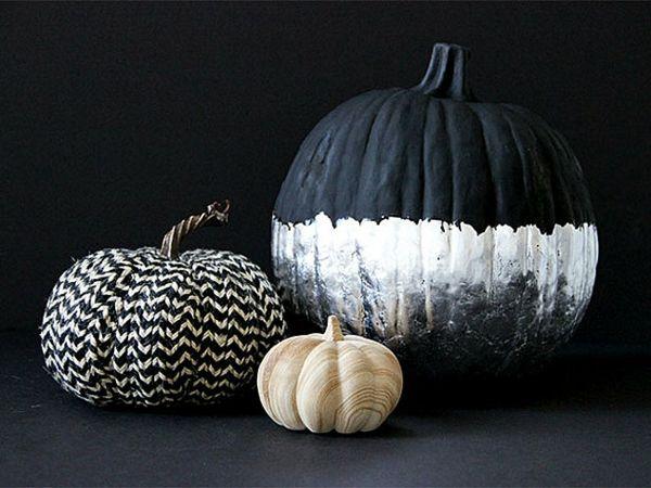 Viac ako 20 najlepších nápadov na Pintereste na tému Halloween - herbst deko ideen fur ihr zuhause
