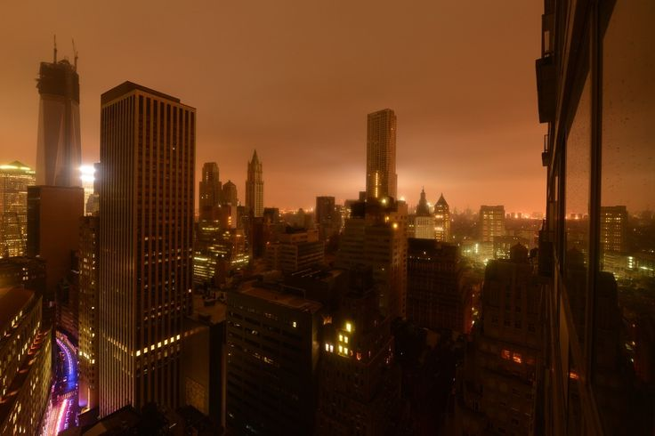 New York And Other Major Cities Face More Power Outages Thanks To Climate Change