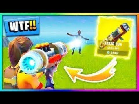 Epic  Fortnite Battle Royale Funny Moments &  Stuff - 2018